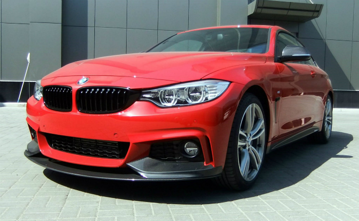 BMW-4er-F32-Tuning-M-Performance-Zubehoer-435i-Coupe-rot-02