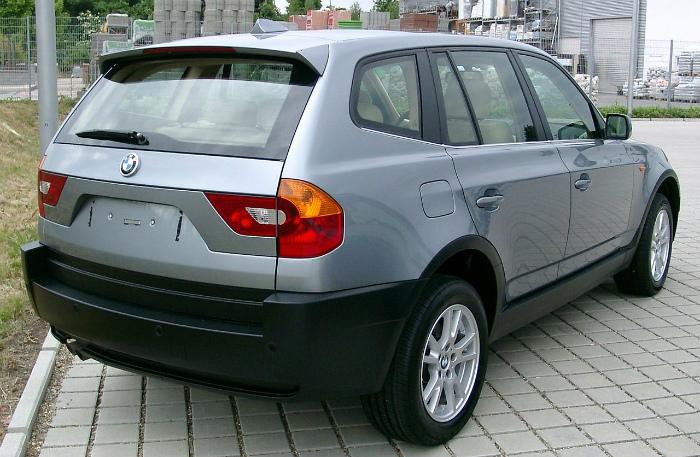1280px-BMW_X3_rear_20080524