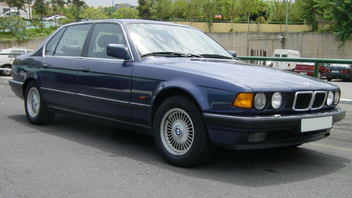 BMW_E32_Front