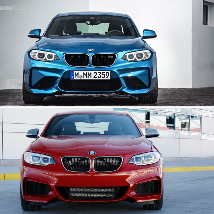 BMW-M2-vs-BMW-M235i-comparison-01