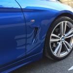 洗車終了!車がキレイだと、気持ちが晴れやかになりますね!(^o^)/