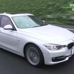 BMW 320d[F30]試乗インプレッション動画。BMWオフィシャル。