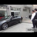 BMW M6カブリオレ[F12]の試乗インプレッション動画