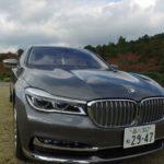 BMW740Li[G12]試乗インプレッション動画-河口まなぶ解説