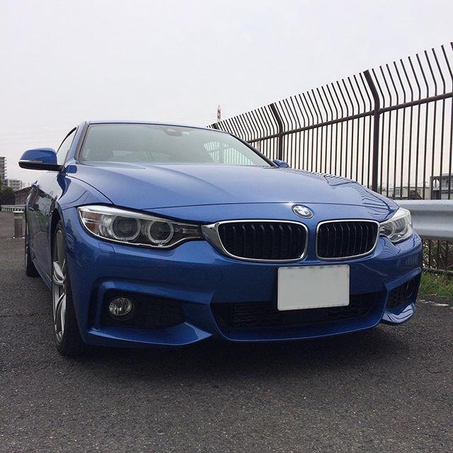 BMW 420i coupe last shot - [Instagram]