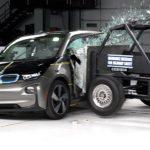 BMW i3のクラッシュテスト動画46bmx3
