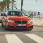 "BMW MシリーズのCMコマーシャル[Too Low: ""Beach View""]"