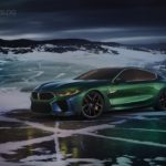 BMW Concept M8 Gran Coupe[F93]の動画。ワールドプレミア。
