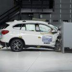 BMW X1[F48]のクラッシュテスト動画