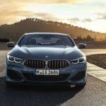 BMW 8シリーズクーペ[G15]のオフィシャル動画。ワールドプレミア。