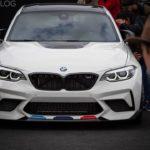 BMW M2クーペコンペティション[F87]M Performance Parts装着車の動画。