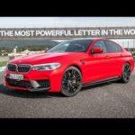 BMW M5[F90]Rosso Corsaの動画