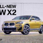 BMW X2[F47]のCMコマーシャル[日本版:45秒Ver]