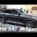 BMW X4 M Sport X[G02]エクステリア・インテリア紹介動画