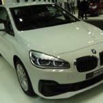 BMW2シリーズアクティブツアラー[F45]エクステリア・インテリア紹介動画。[MADRID AUTO 2018]