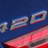 BMW420iクーペM Sport[F32]に乗って、BMWはコンフォートに舵を切ったと感じました。