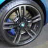 BMW M2クーペ[F87]のホイール修理完了!新車延長保証を使って修理費9万円が1万円に!